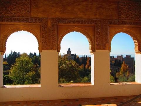 Spain – Granada andAlhambra