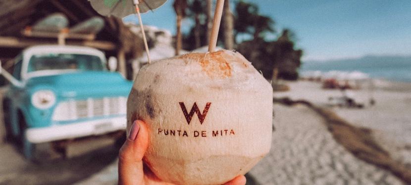 Paradise in Punta deMita
