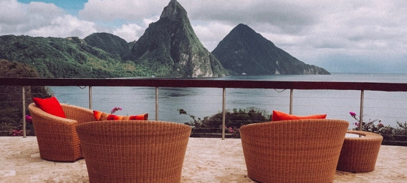 St. Lucian Views and Caribbean Vibes